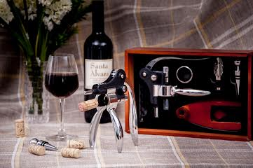 10310 - Wine Tools In Gift Box USA